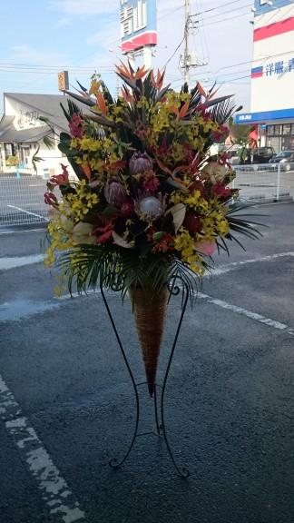 お祝い生花