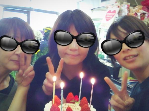 スタッフ〜誕生日〜
